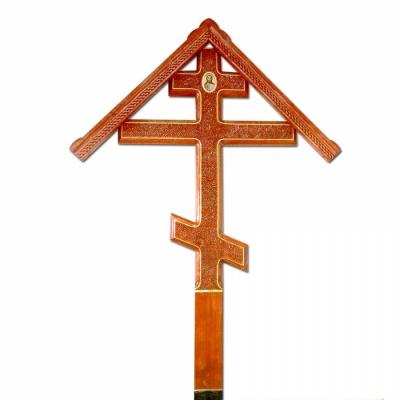 Крест сосна №19 Киотка  р-р 250-110-5 см
