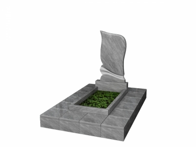 Памятник модельный №5